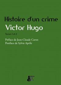Histoire d'un crime